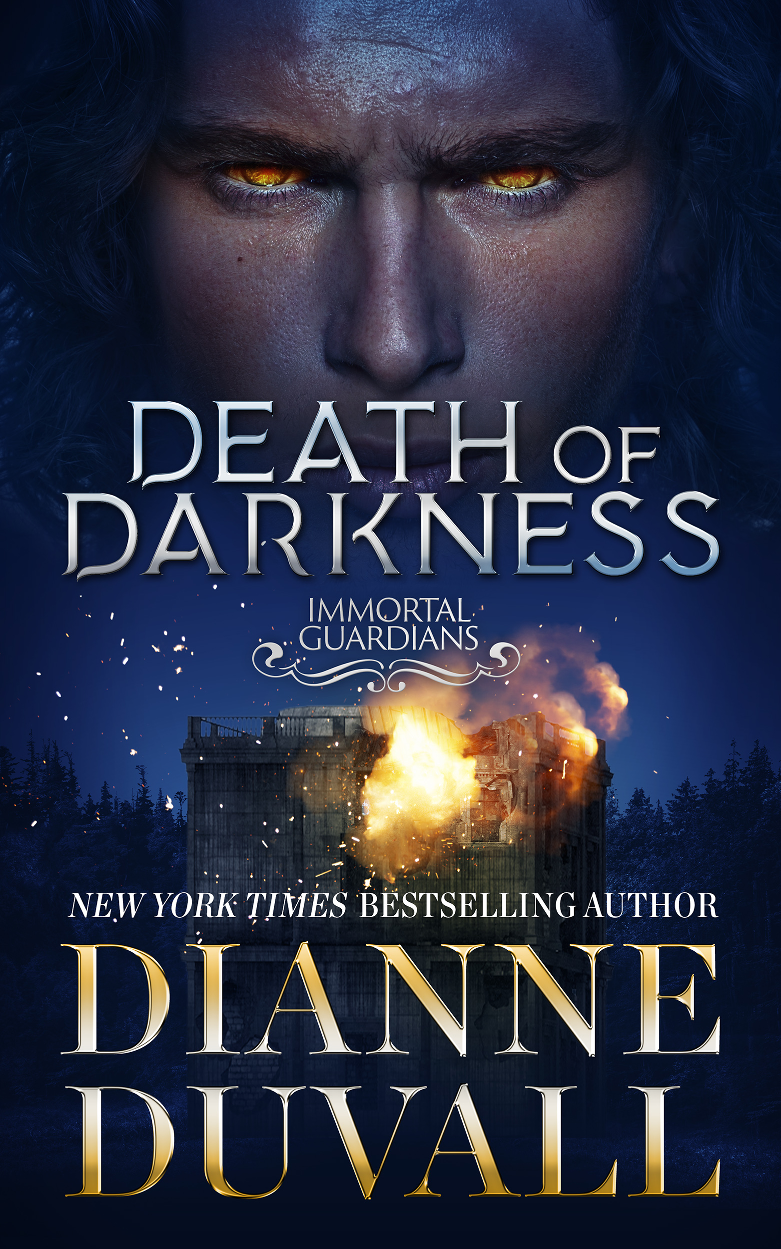 Death of Darkness - eBook small